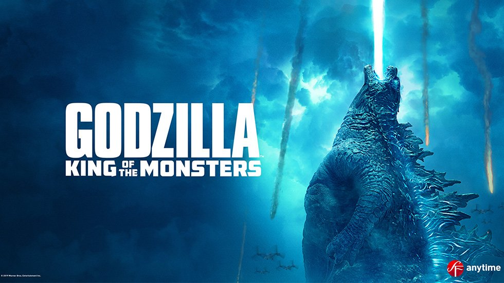 SF Anytime - Godzilla: King of the Monsters